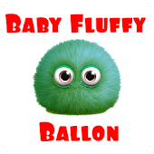 Baby Fluffy Balloon