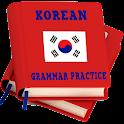 Korean Grammar Practice icon
