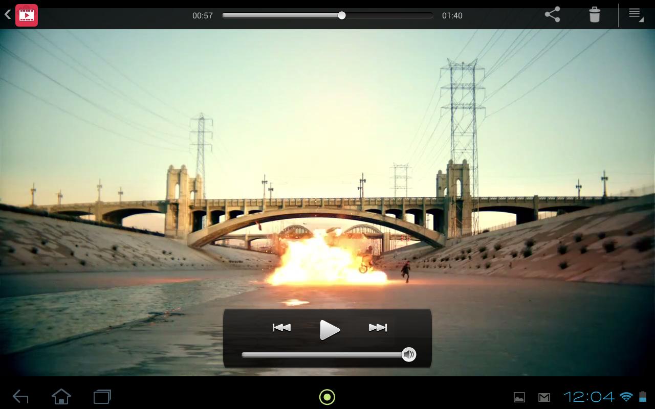 abVideo - screenshot
