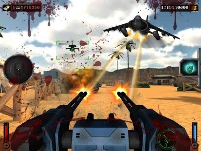 jet shooting games