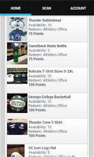 Georgia College Bobcat Rewards - screenshot thumbnail