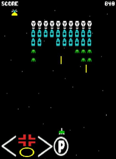 GHOST INVADERS