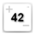 Simple Counter Widget icon