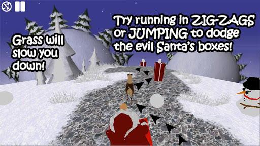 Run Dear Run Xmas Edition