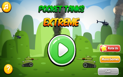 Pocket Tanks Extreme