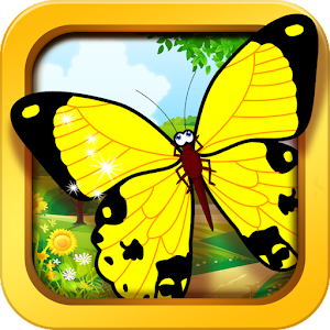 Butterfly jigsaw kids games for PC and MAC