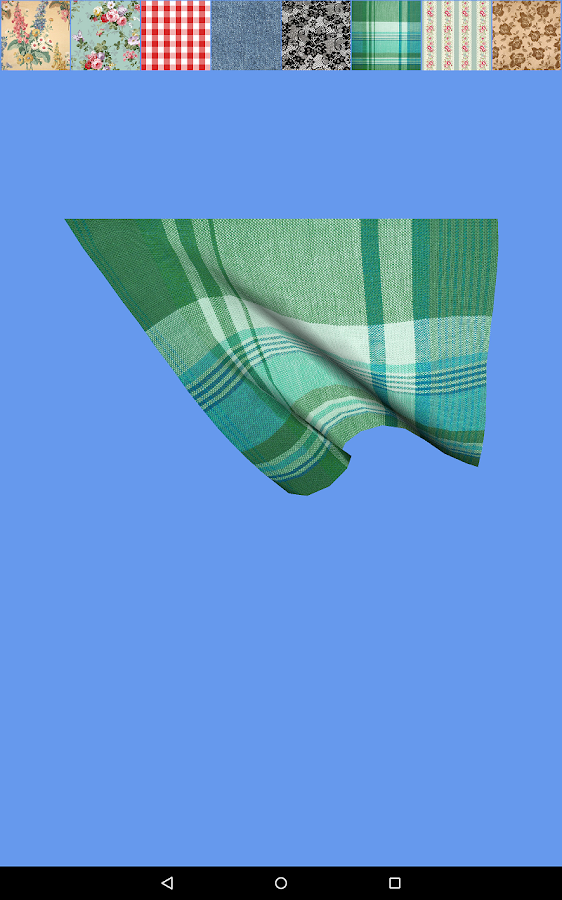 Cloth Simulation 2 – скриншот