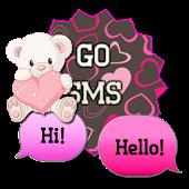 ValentineBear/GO SMS THEME