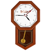 Tick Tock Pendulum Clock
