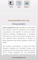 Screenshot of Pretty Jewellery