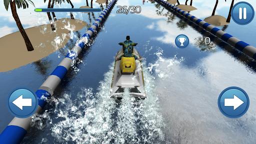 摩托艇竞速Pro