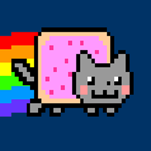 Nyan Cat Live Wallpaper