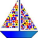 Maritime Signal Flags FREE icon