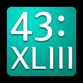 43:XLIII