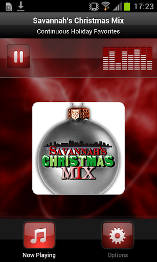Savannah's Christmas Mix