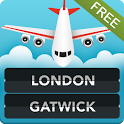 FLIGHTS Gatwick Airport icon