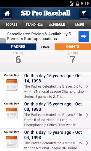 San Diego Pro Baseball