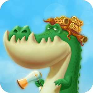 Alligator Jack Live Wallpaper 個人化 App LOGO-APP試玩