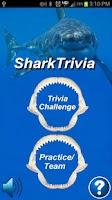 Screenshot of Shark Trivia