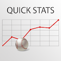 Quick Baseball Stats icon