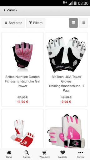 【免費購物App】Sportnahrung Blaeser-APP點子