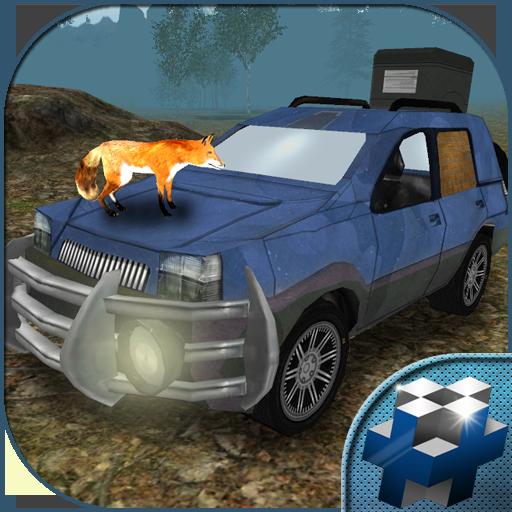 動物吉普車探險之旅 LOGO-APP點子