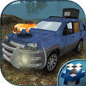 animaux jeep voyage aventure icon