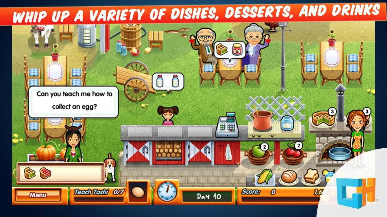 Delicious-Emilys Taste of Fame - screenshot