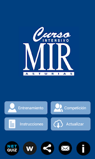 MirQuiz Curso MIR- screenshot thumbnail