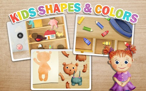 Kids Shapes & Colors Preschool- screenshot thumbnail