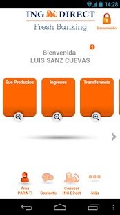 ING DIRECT España - screenshot thumbnail