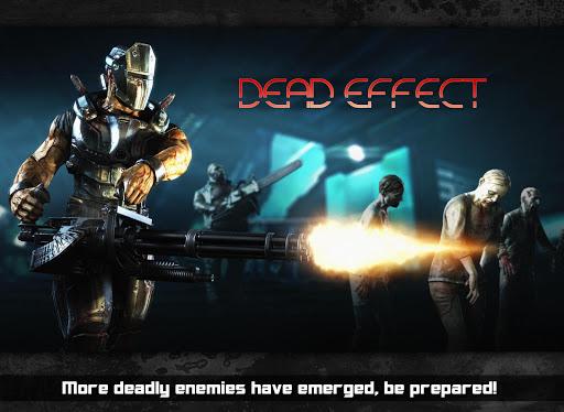 Dead Effect 1.2.1 screenshots 11