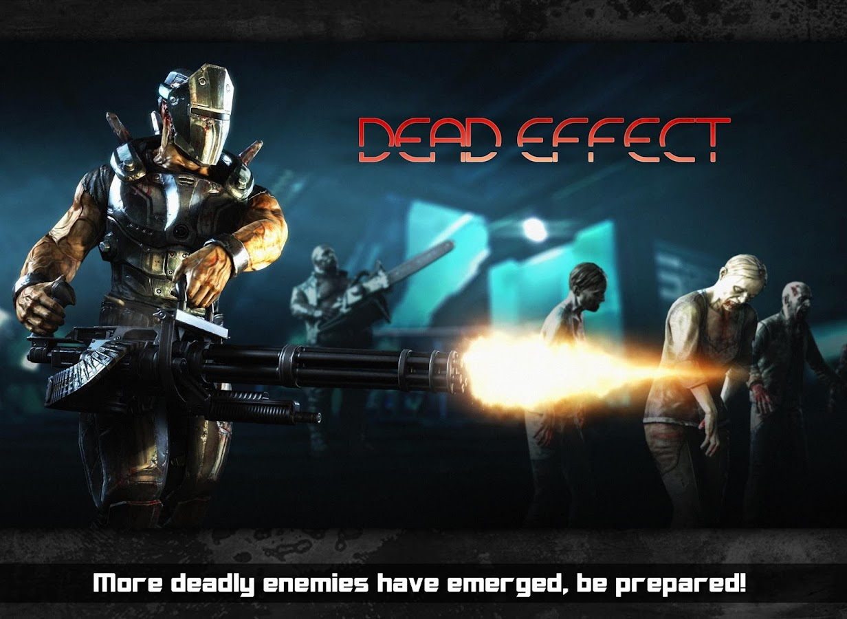Dead Effect- screenshot