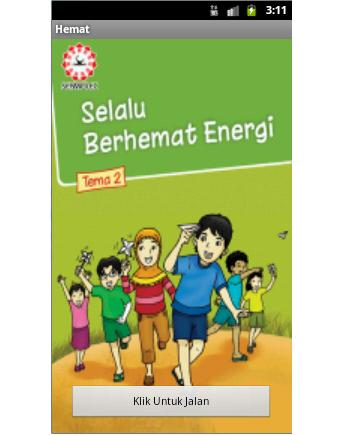 Aplikasi Hemat Energi