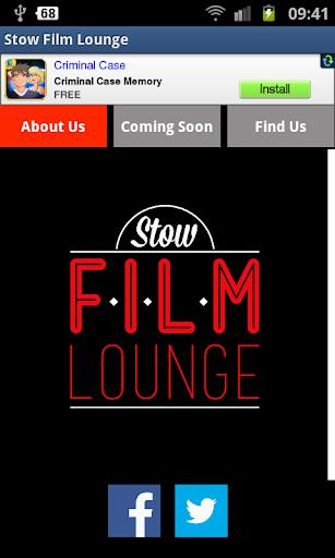 Stow Film Lounge
