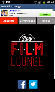 Stow Film Lounge- screenshot thumbnail