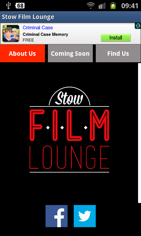 Stow Film Lounge- screenshot