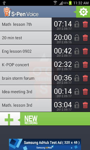 【免費生產應用App】S-PEN Voice PRO (Galaxy Note)-APP點子