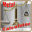 Calculate Metal Weight icon