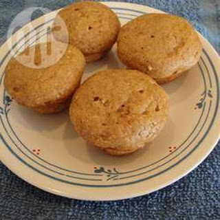Low Fat Mini Pumpkin Muffins Recipe