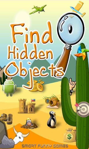 Find Hiden Objects