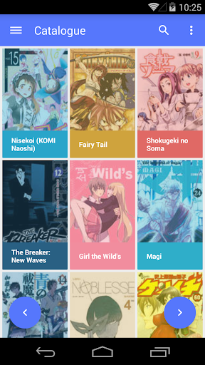 Aizoban: Your Manga Reader