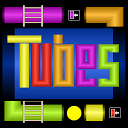 Tubes Puzzle: Think and Solve! mobile app icon