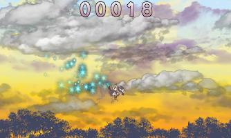 Screenshot of 東方 ふわふわまりさ2~無料暇つぶしゲーム~