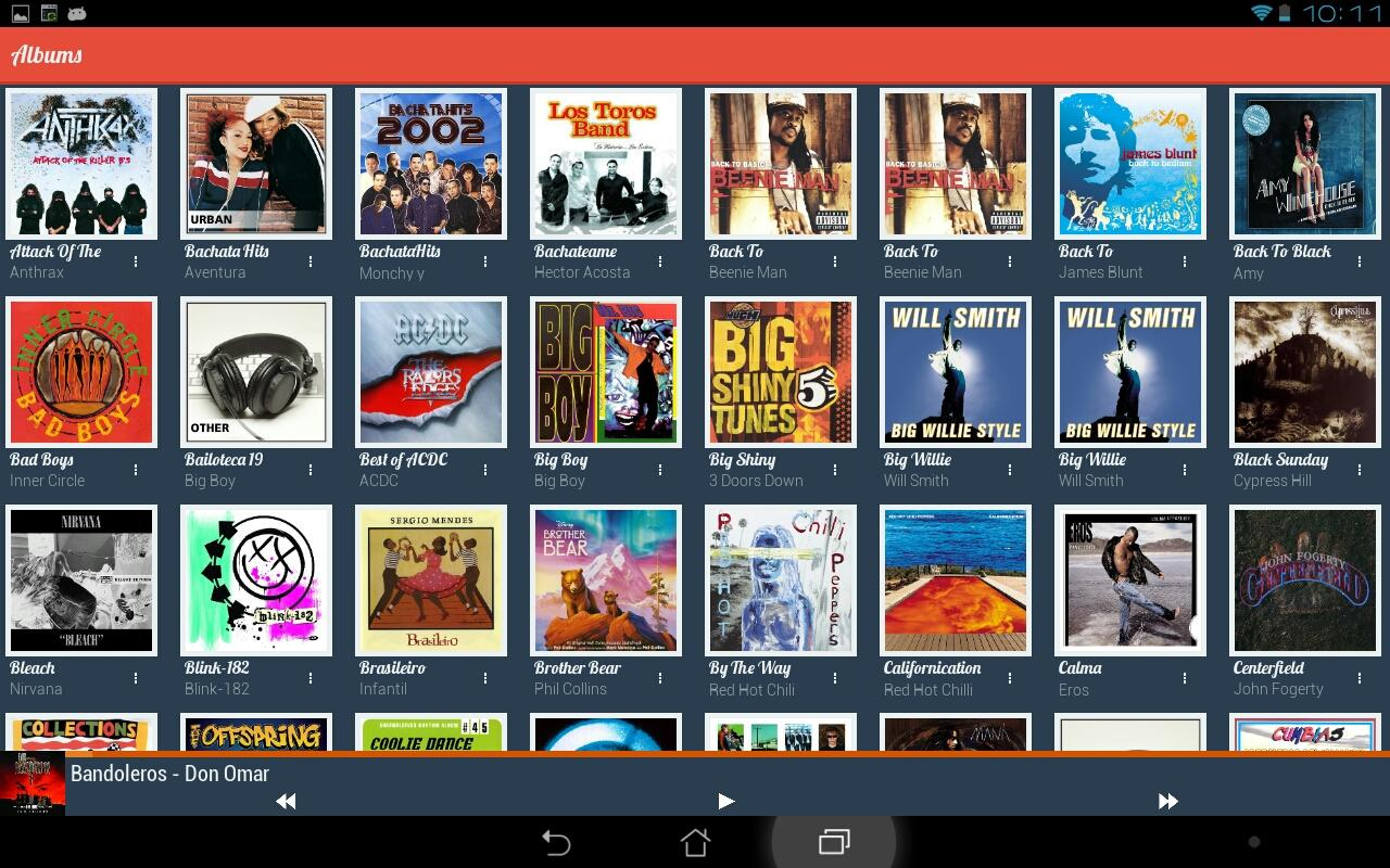 DaMusicPlayer - Music Player - screenshot