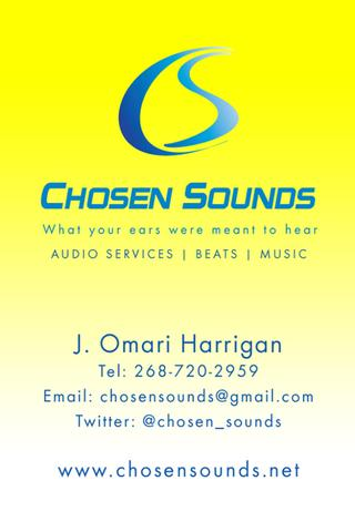 Chosen Sounds