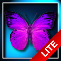 Butterflies LWP icon