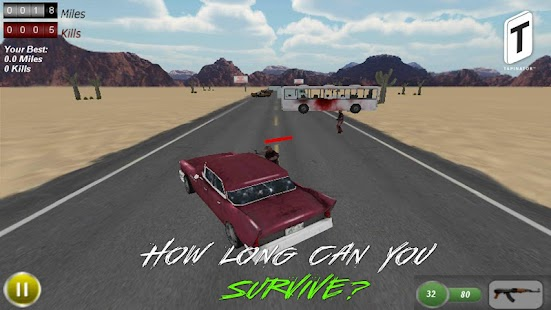 Drive with Zombies Pro - screenshot thumbnail