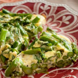 More-Vegetable-Than-Egg Frittata