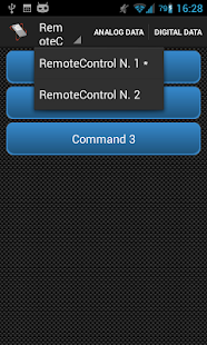 Remote Control for LabVIEW - screenshot thumbnail
